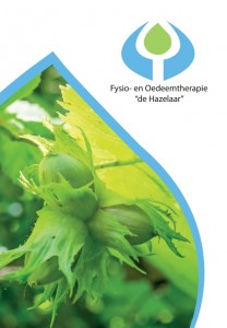 Folder Fysio- en oedeemtherapie de Hazelaar